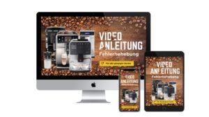 fehlerbehebungen kaffeevollautomat